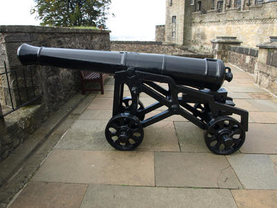 Cannon, 6 pdr.