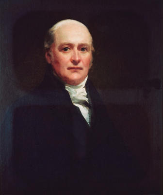 Portrait - John Hay