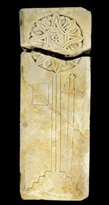 Tomb slab
