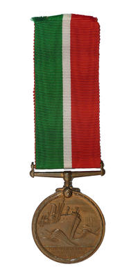 Medal - Mercantile Marine War Medal