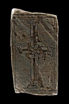Cross slab